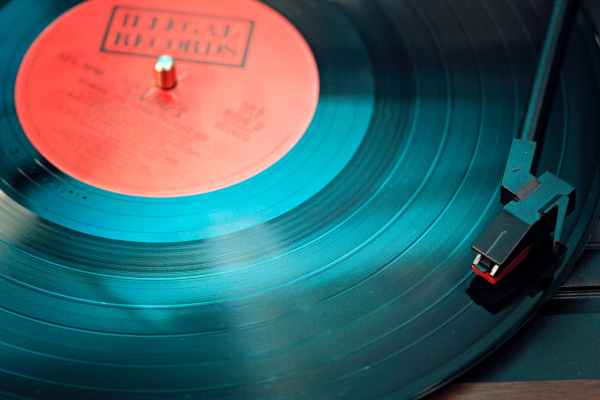 Veering Vivaciously into Vinyl Record Collecting