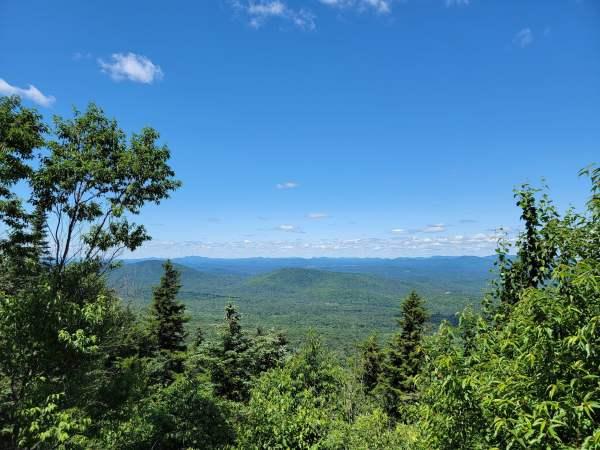 Atop Whiteface Mountain (Photo)