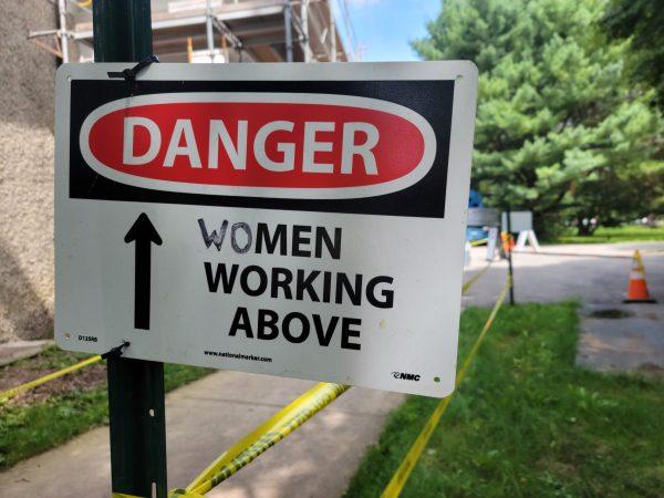 WOMEN at Work Above (Vanderbilt Mansion)