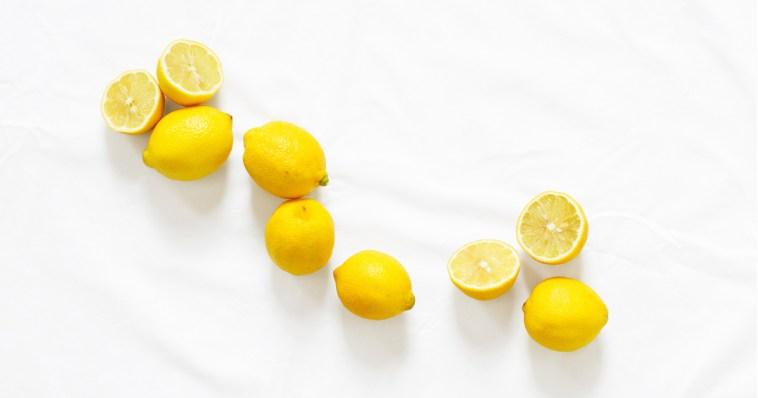 happiness lemons