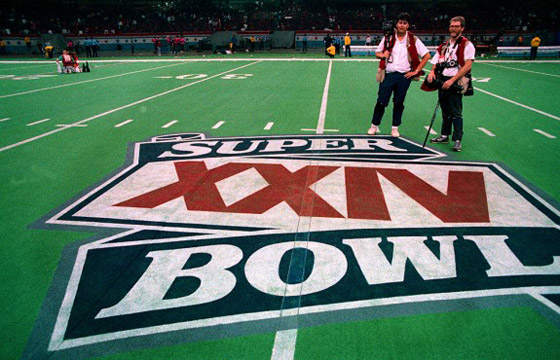 I Shot Super Bowl XXIV In New Orleans In 1990 By Brad Mangin The Photo Brigade