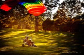 Power parachute-26