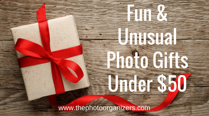 Gifts For Organizers >> Fun And Unusual Photo Gifts Under 50 The Photo Organizers