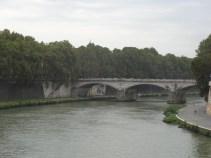 Sculler on the Tiber
