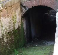 Gladiator entrance to the Anfiteatro Flavio in Pozzuoli