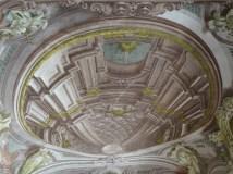 Ceiling in the Palazzo Reale di Portici