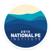 2015 National PE Institute