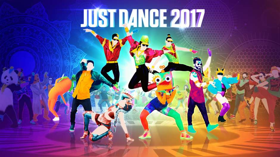 Just Dance 2017 Banner