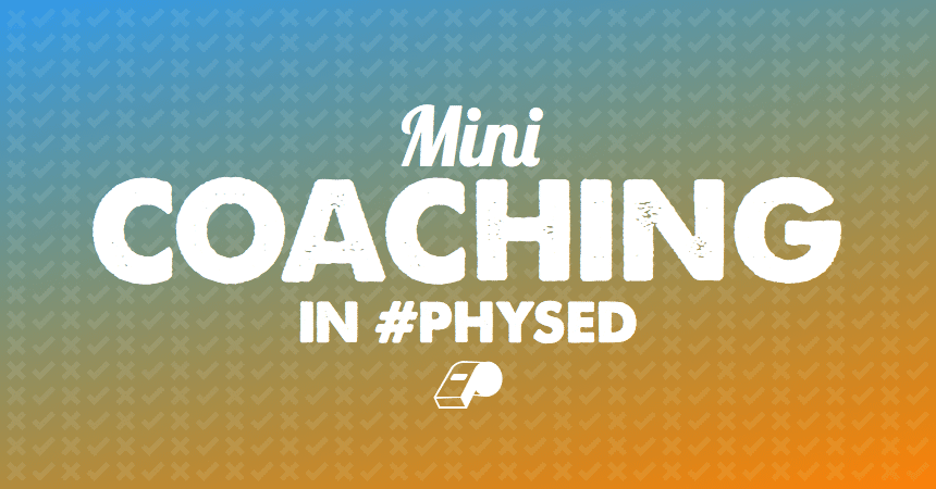 Mini-Coaching-In-Physical-Education