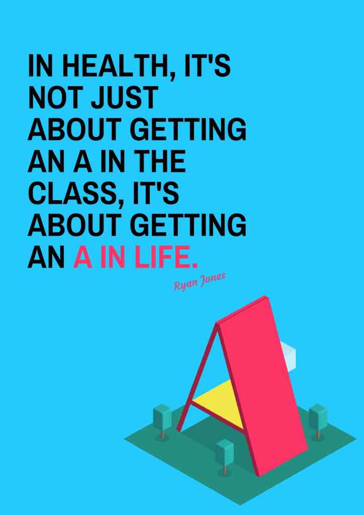 A In Life Quote