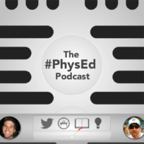 The #PhysEd Podcast Archives Artwork