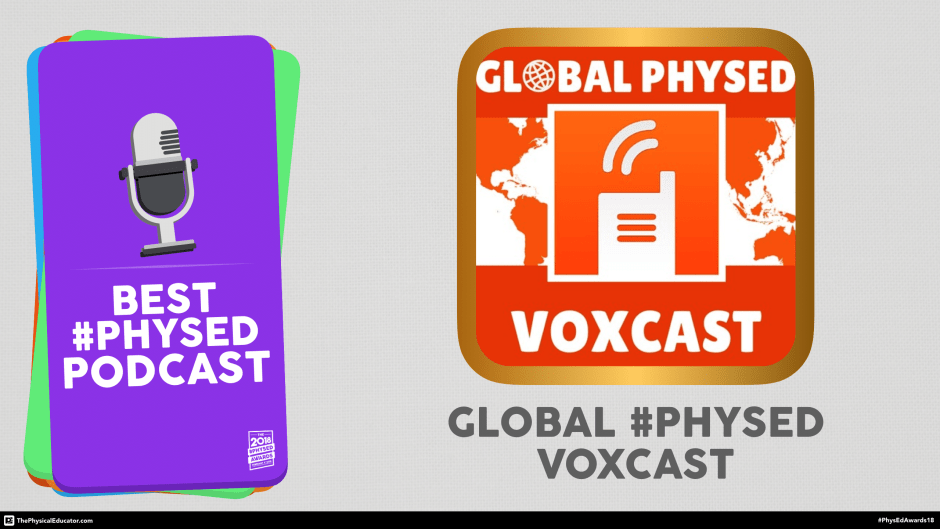 Best #PhysEd Podcast 2018