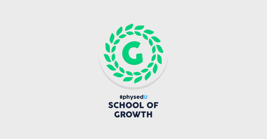 #PhysEdU School of Growth