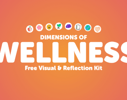 Reflecting On The Dimensions of Wellness
