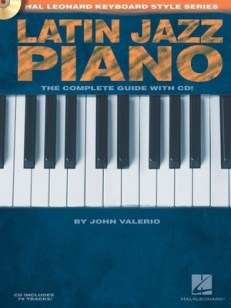 Latin Jazz Piano by John Vallerio