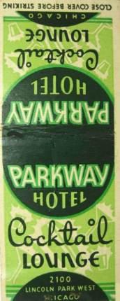 parkway-hotel-matchbook