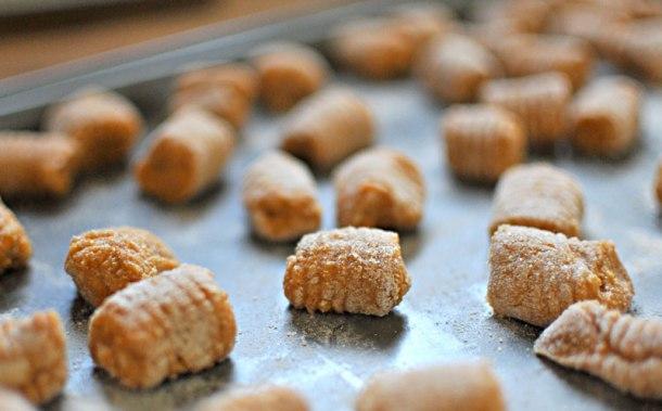 Sweet Potato Gnocchi | the pig & quill