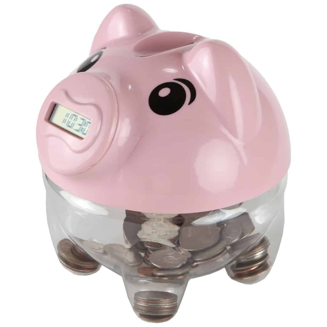 Buy Lily S Home Kid S Money Counting Digital Coin Bank