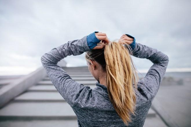 The Pilates Workshop Tamara O'Reilly Tighten Your Ponytail