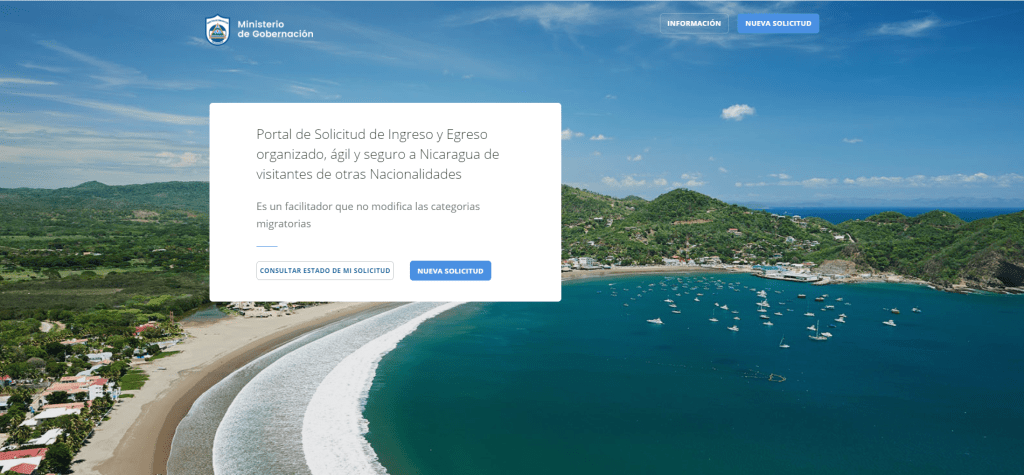 Nicaragua's prechequeo or precheck system streamlines your entry into the country in 2021.