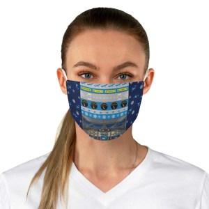 Aviation/Holiday Themed Face Masks