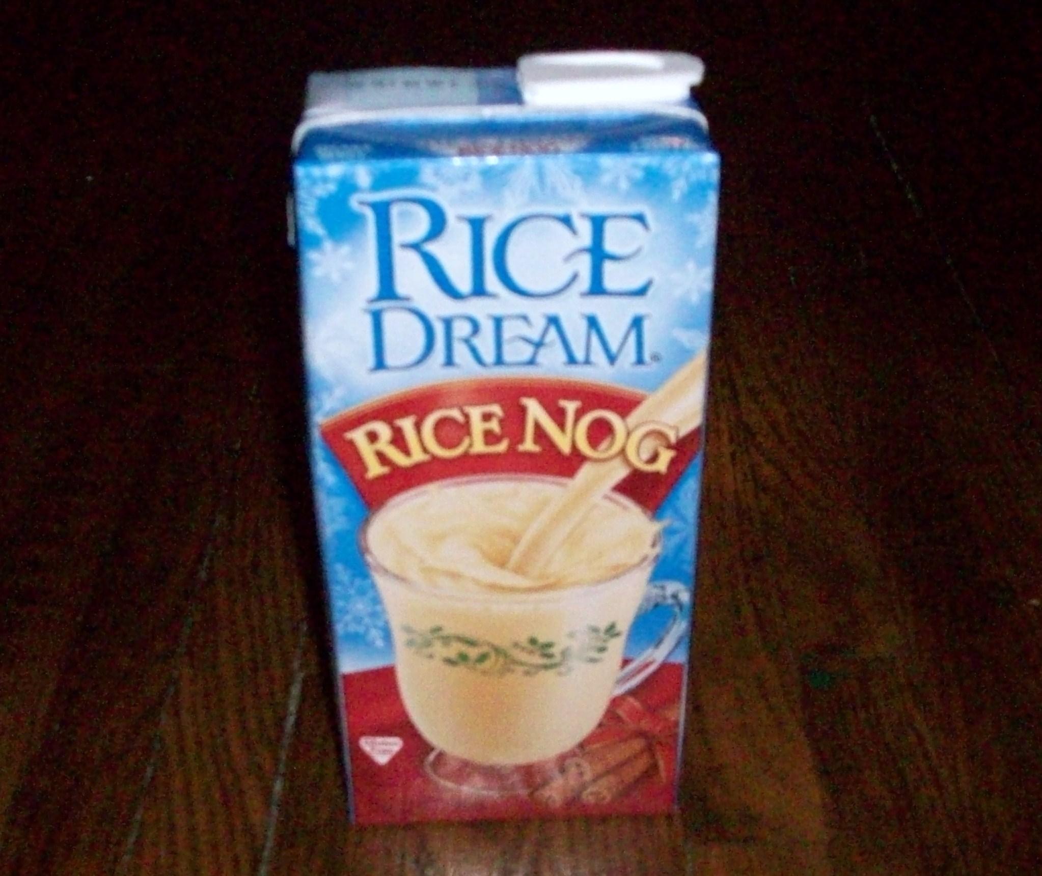 rice-nog