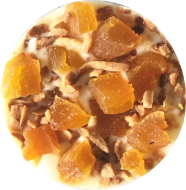 Apricot Dream - The Pimped Biscuit
