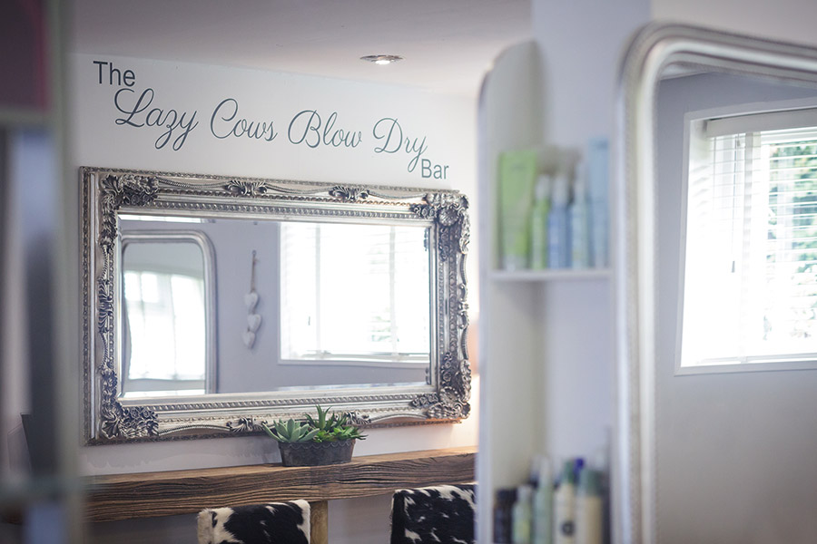 Lazy Cow Blow Dry Bar