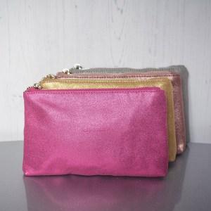 Sparkly Bag Hot Pink