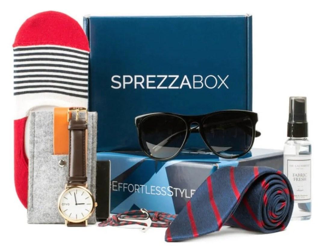 SprezzaBox Review