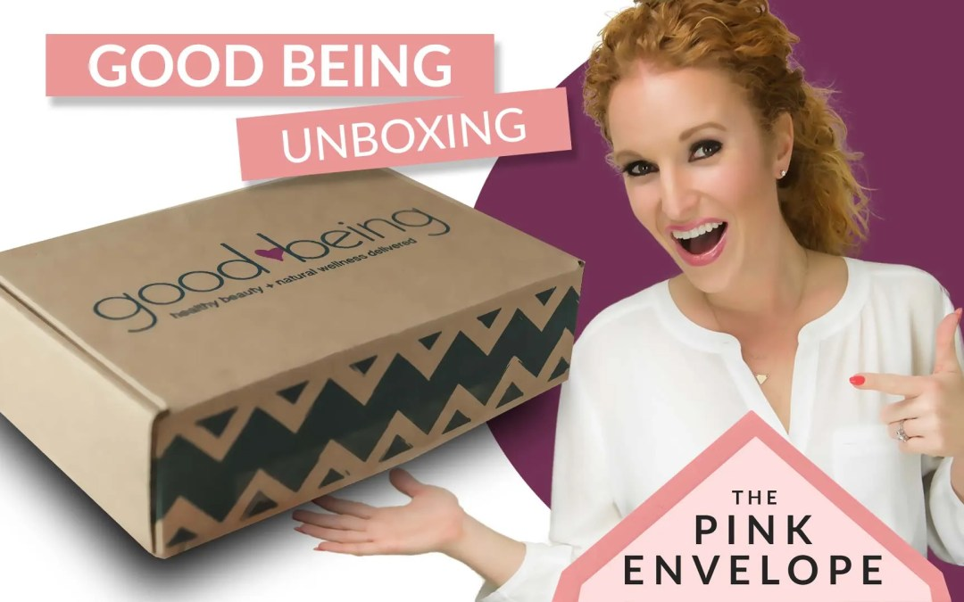 Natural Beauty Subscription Box – Goodbeing Review