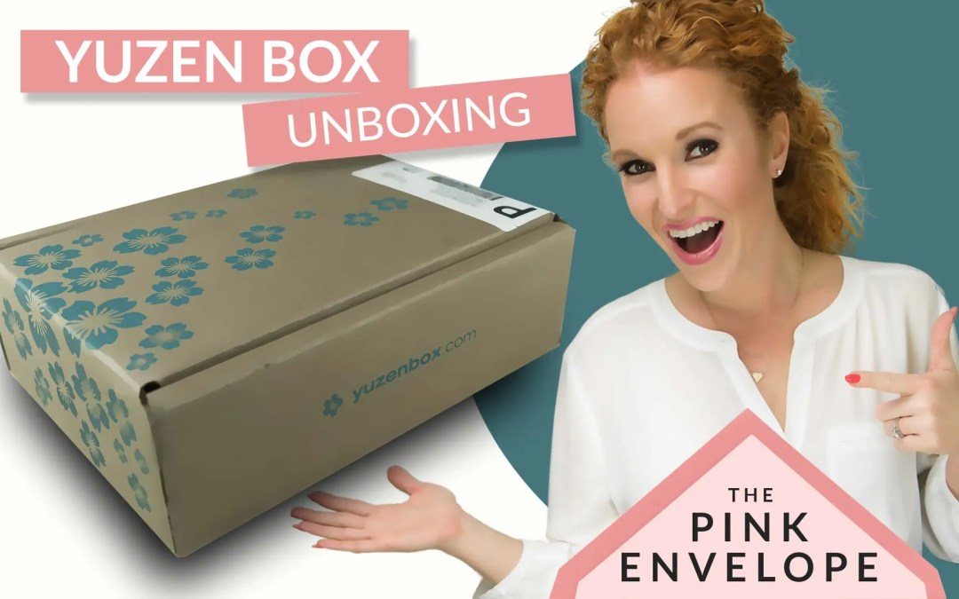 Yuzen Box Review – Zen Subscription Box