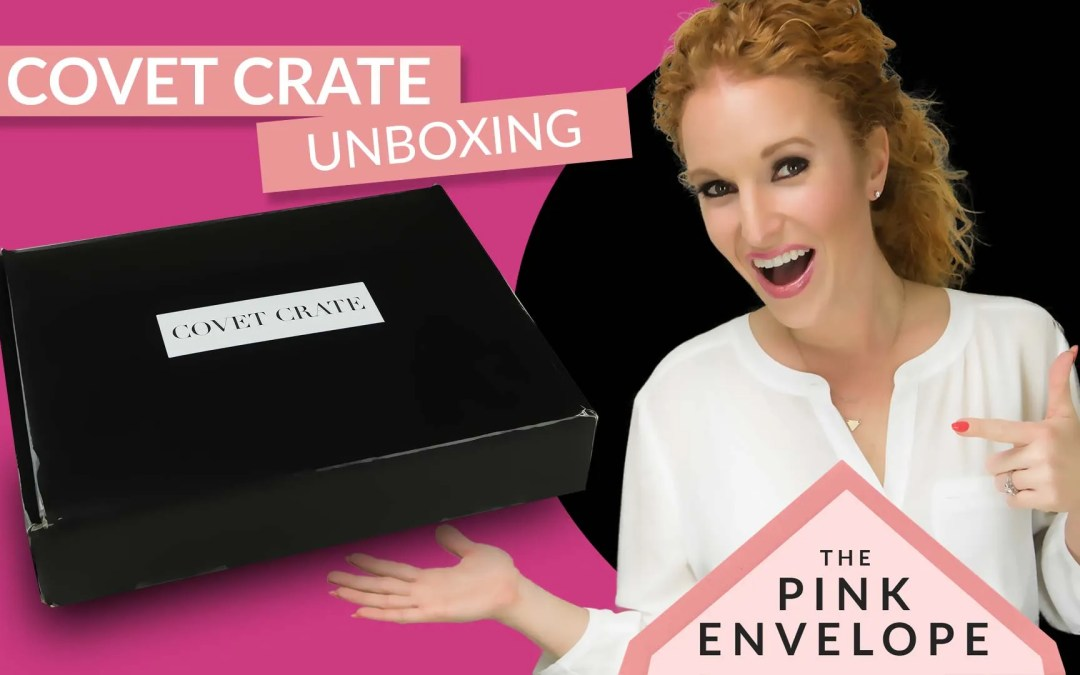 Professional Women's Subscription – Covet Crate Review