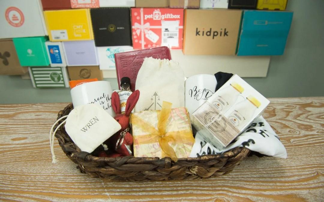 Christian Theme Swag Bag Basket Giveaway