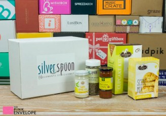 SilverSpoon Unboxing