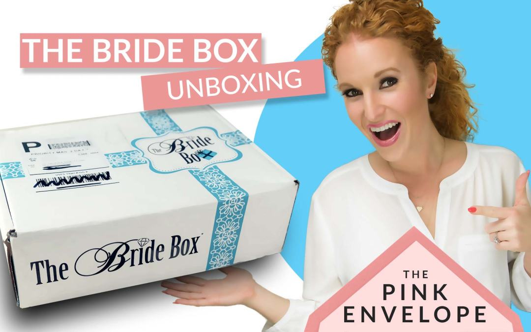 The Bride Box Review – Wedding Subscription Box