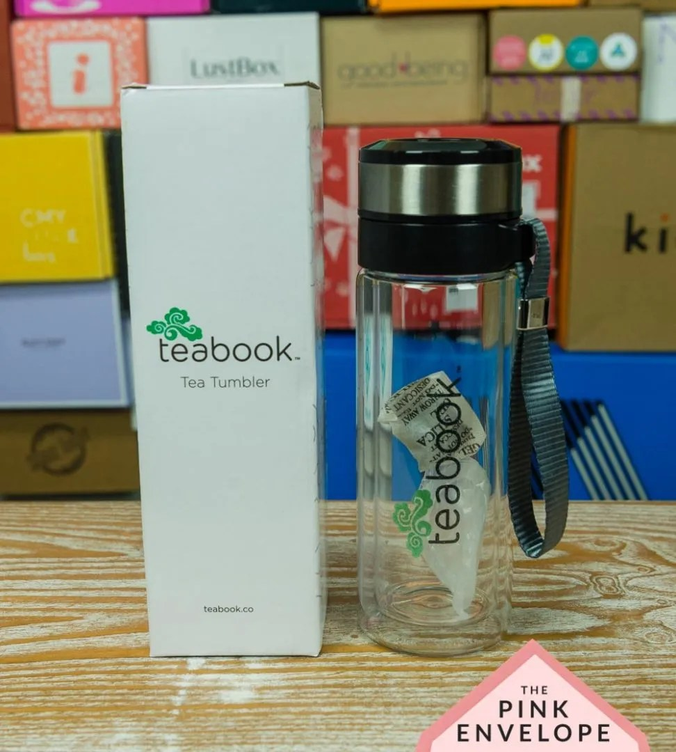 teabook review