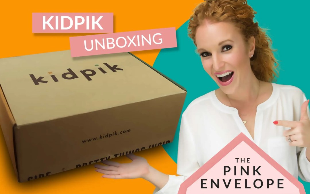 KidPik Review- Kid's Clothing Subscription Box