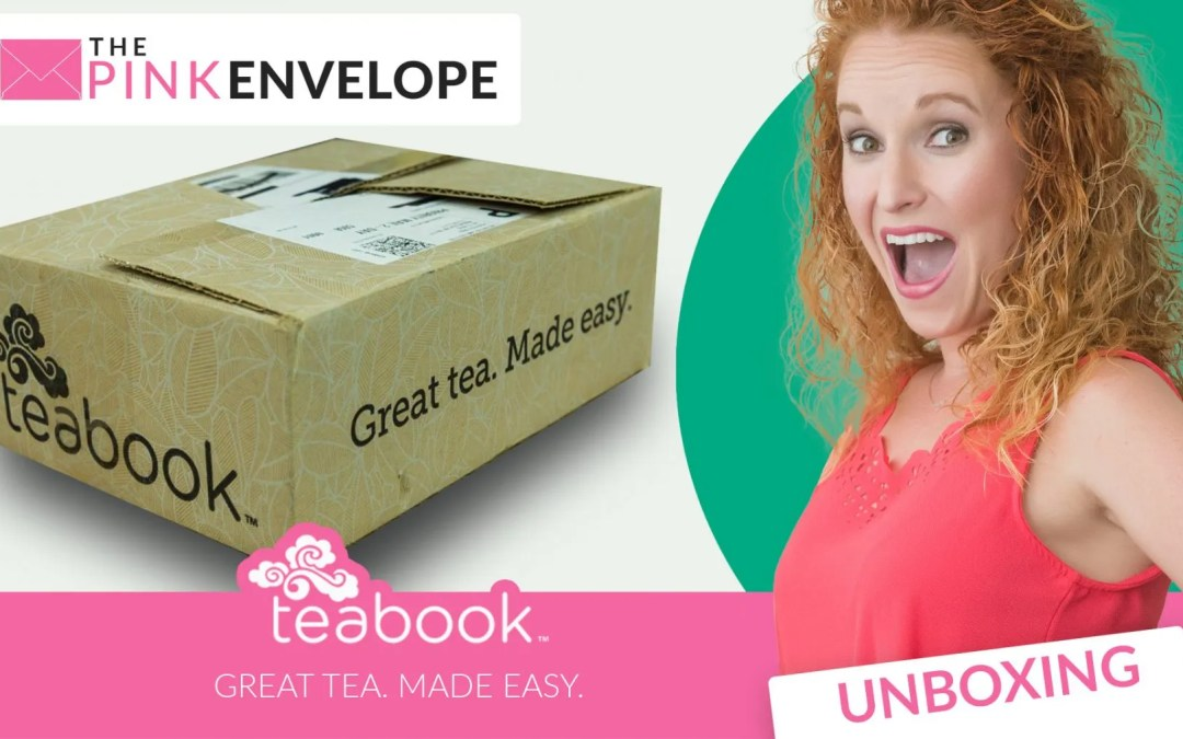 Teabook Review July 2016 – Tea Subscription