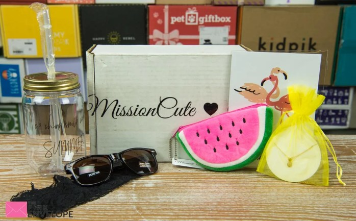 Mission Cute Review