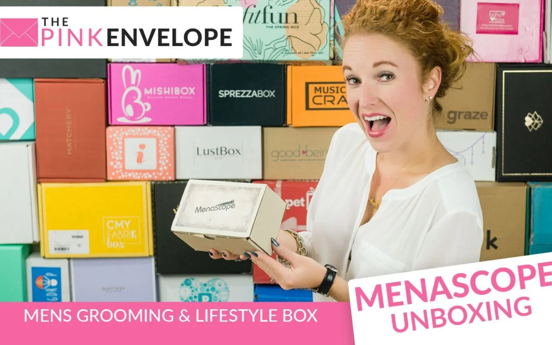 Menascope Review – Mens Subscription Box