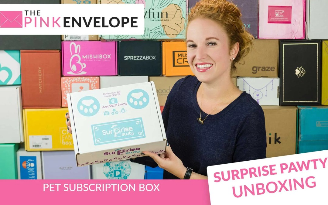 Surprise Pawty Review & Unboxing