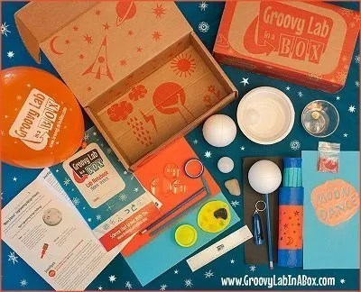 Groovy Lab in a Box coupon