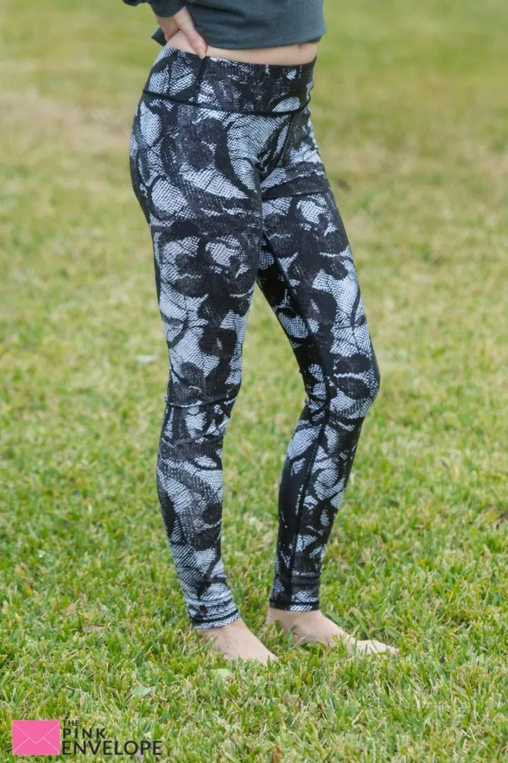 Leggings of the Month Club Review