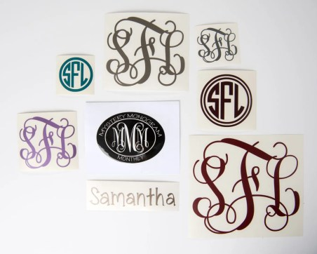 Mystery MonograMystery Monogram Monthly Reviewm Monthly
