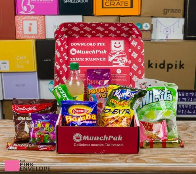 MunchPak Review