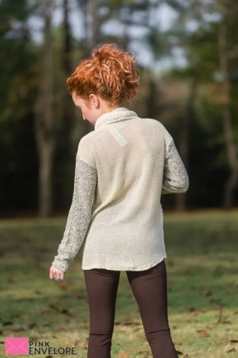 Stitch Fix Locklyn Cowl Neck Pullover