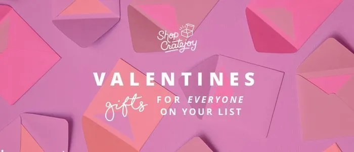 Cratejoy + Valentine's = The Perfect Gift