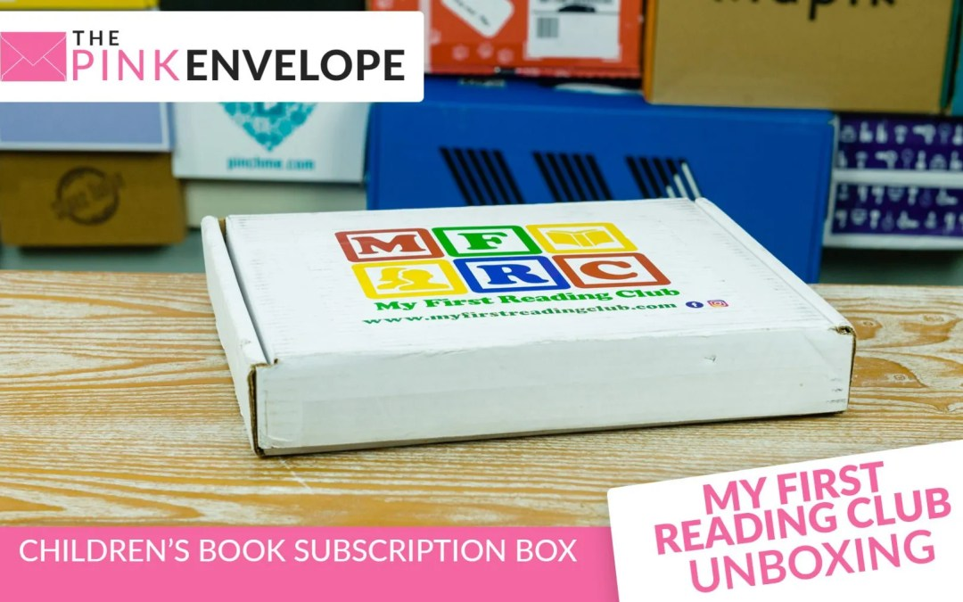 Childrens Book Subscription