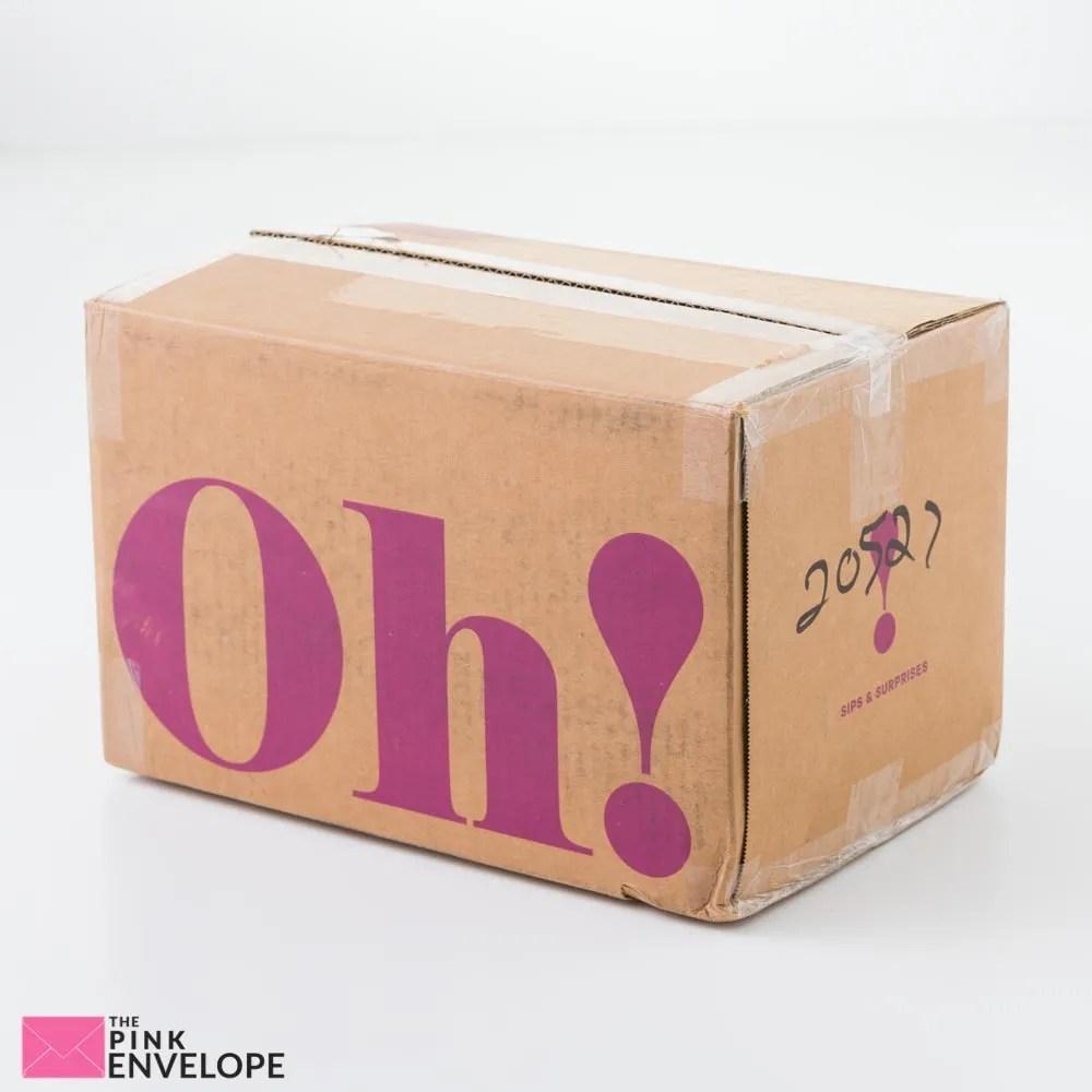 Vine Oh UnboxingVineOh! Subscription Box Update